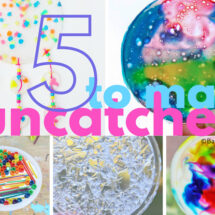 Funky and Simple Suncatcher Ideas You'll Want to Make