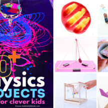 80 of the Best Physics Projects for Clever Kids