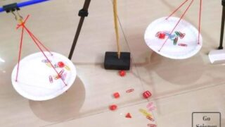 How To Make Balance Scales for Toddlers and Preschoolers