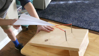 Power up your Planes with a Paper Airplane Launcher