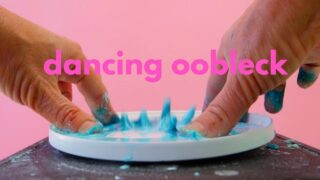 How to do the Dancing Oobleck Experiment