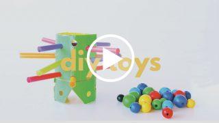 DIY Toys Playlist on YouTube