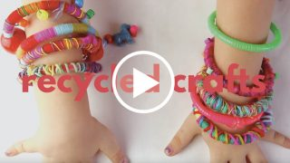 Recycled Crafts Playlist on YouTube