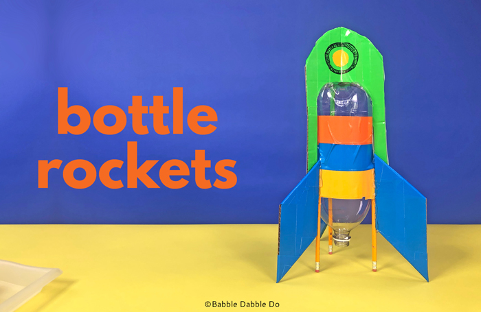 How To Make Baking Soda Rockets