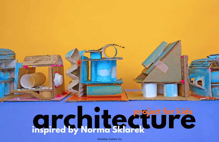 Architecture for Kids: Norma Sklarek & the Blue Whale